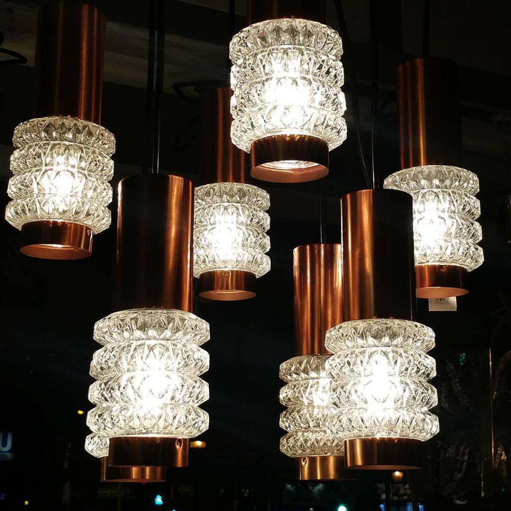 Kaskadenlampe